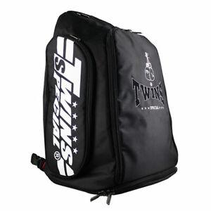 Twins BAG5 Convertible Rucksack Heavy Duty Backpack Gym Kit Bag Muay Thai