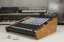 Native Instruments Machine Jam Real wood Stand Side panels Stand Rack Oak LO