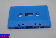 Leerkassette blau für zB Musik Hörspiele Kassetten 2 x 22,5 min 45 Minuten Neu