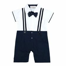 Polyester Rompers (0-24 Months) for Boys