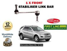 FOR MERCEDES ML280 ML320 ML350 ML420 55 CDi 2005-> 1x FRONT STABILISER LINK BAR