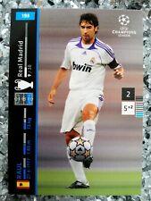 1x Panini Champions League 2007/2008 RAUL Boosterfrisch  #193 Black Card NM