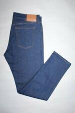 GUCCI Herren Jeans W37 Denim Blau Made in Italy 37 NEU