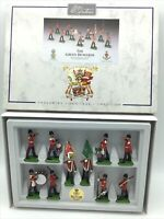 Britains Set 5800 Green Howards Princess Alexandra's Own Yorkshire Regiment.