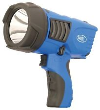 CLUSON CLU-BRITER CREE LED SPOTLIGHT 500 LUMEN 600M BLUE TORCH