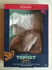 American Girl Doll Tenney Grant Spotlight Western Boots Outfit New in Box