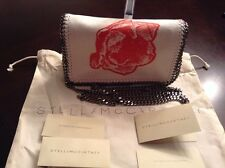 Stella McCartney Falabella Flower-Print Crossbody Bag  Small