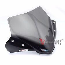 Pare-brise Windshield Windscreen 38X28 cm For Yamaha MT-07FZ-07 2014-2016 2015