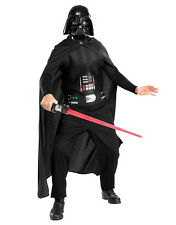"""Star Wars Mens Darth Vader Costume S1 , Std,CHEST 44"""",WAIST 30-34"""",INSEAM 33"""""""
