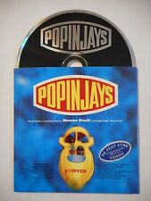 POPINJAYS : MONSTER MOUTH ♦ CD SINGLE PORT GRATUIT ♦