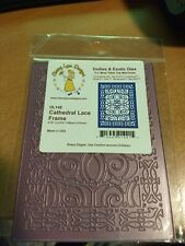 CHEERY LYNN DESIGNS CATHEDRAL LACE FRAME DL148 NEW