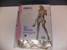 SECRET WISHES TIN WOMAN WOMEN HALLOWEEN COSTUME X-SMALL