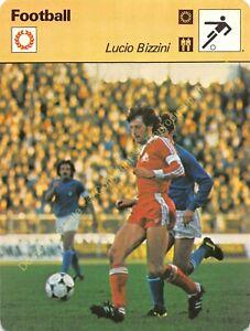 Fiche Photo Football LUCIO BIZZINI Edit RENCONTRE