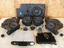 AUDI A8 S8 Type 4E D3 original BANG & OLUFSEN B&O High End Soundsystem Amplifier