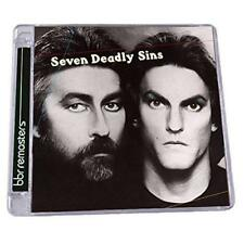 Rinder And Lewis - Seven Deadly Sins (Expanded Edition) (NEW CD)