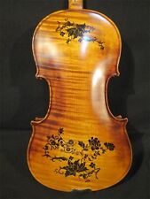 Strad Style SONG Brand Maestro inlay violin 4/4 of Concert #10116