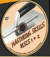 PLASTERING LESSONS BEGINNERS EASY TO FOLLOW COURSE HOW TO PLASTER DIY GUIDE DVD