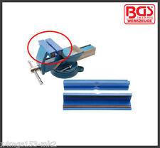 BGS - Plastic Bench Vice Jaw Protector, 125 mm Long - 2 Pack - 3046