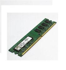 1x 2GB 2048MB RAM PC-Speicher 240-polig DDR2 667 Mhz PC2-5300 DIMM 30J Garantie