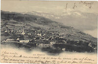 Suisse - CHEXBRES    (6866)
