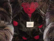 """20"""" V.I B. Lauren Bearcall With Mink Coat Outfit 1983"""