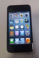 Apple iPod Touch 4th Gen. (A1367)-  Black-  8GB - Fully Functional- See Below