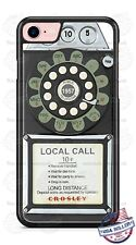 Vintage Retro 1950's Pay Phone Phone Case For iPhone 11Pro Samsung LG Google 4XL