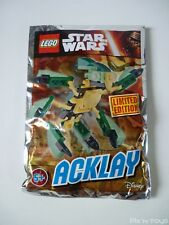 Polybag Lego Star Wars 911612 Acklay [ NEUF ]