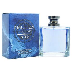NAUTICA VOYAGE N-83 EDT 100ML - FRAGRANCE FOR MEN