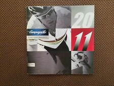 2011 Campagnolo Pure Performance Component Catalog Book