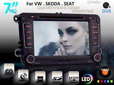 "Per VW Golf Tiguan Touran Jetta 7"" HD Autoradio Nav Radio Stereo GPS Navigazione"