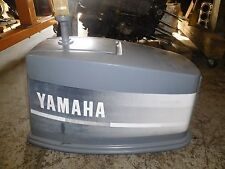 1993 Yamaha C85TLRR 85hp outboard Top Cowling hood cover