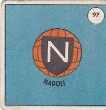 Figurina scudetto NAPOLI N.97 Ed. VAV 1957-'58 orig.