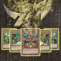 YUGIs EXODIA DECK 41 CARDS | Dark Magician Girl Black Luster Soldier YGLD YuGiOh