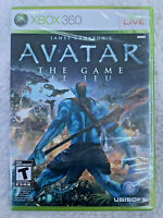 James Cameron's Avatar The Game Brand New Microsoft Xbox 360 Canadian Seller