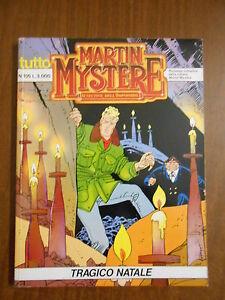 tutto MARTIN MYSTERE n.105  - fumetto d'autore