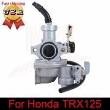 Carburetor For Honda Trx125 Trx 125 2x4 FourTrax Atv 1985-1986 Carb Replacement