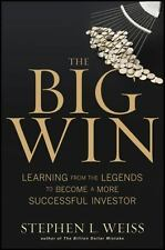 The Big Win: Learning from the Legends to Become a More Successful-ExLibrary