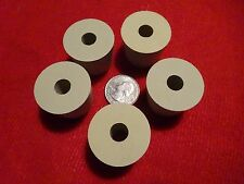 5 PK of NEW #6 Stoppers / bungs / plugs for Homebrew Beer & Wine - Fast shipping