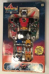 "Voltron 14"" Vintage Transformer PANOSH PLACE 1984 for 3.75"" action figures boxed"