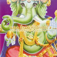 Goa trancendental 2-CD-Goa transe-tbfwm