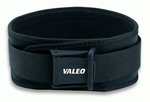 """Valeo Competition CLASSIC LIFTING BELT Memory Foam Support 6"""" VCL Cross Training"""