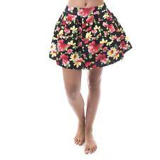 Unbranded Short/Mini Pleated, Kilt Floral Skirts for Women
