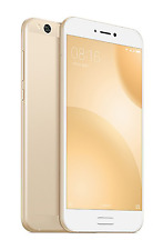 "Xiaomi Mi5C Mi 5C 5.15"" Smartphone Surge S1 Octa Core 1920x1080 Gold Coloured"