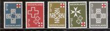 Nederland    Nummer  889/893   Postfris.
