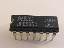 UPC595C NEC TV, Video-ZF, AGC, Ucc=8,5... 14V
