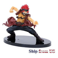"6"" My Hero Academia Boku no Deku Eijirou Kirishima Action Figure Collection Toy"