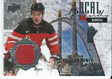 2015-16 UD Team Canada Juniors MADISON BOWEY #LL-MB Local Legends Jersey
