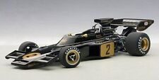 AUTOart 1:18 F1 GP 1973 John Player Special Lotus 72E #2 Ronnie Peterson