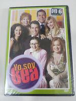 YO SOY BEA DVD SERIE TELEVISION CAPITULOS 36 AL 42 - DVD 6